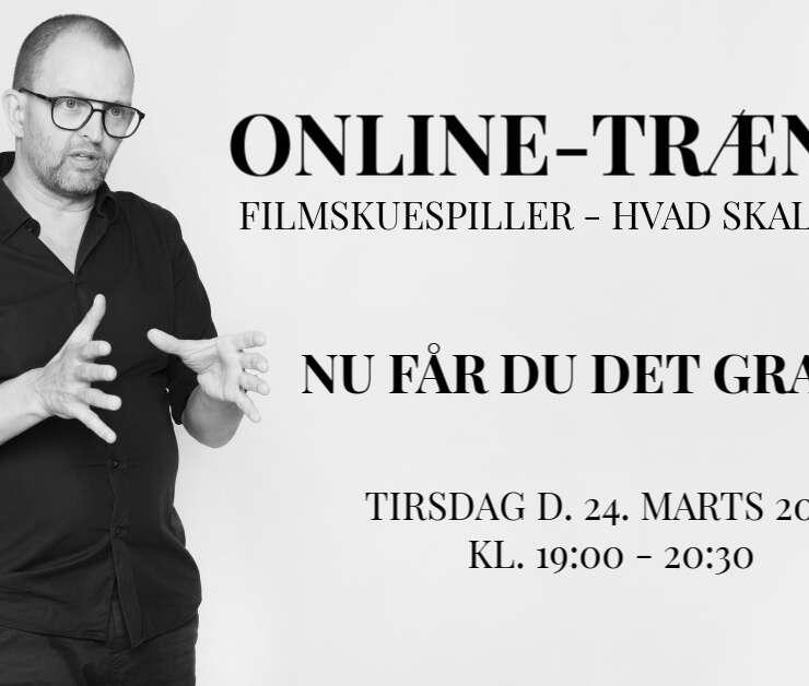 Online-træning | Marts 2020