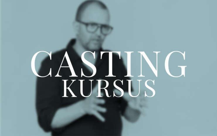 Online Casting Kursus