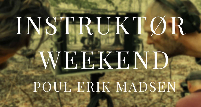 Instruktør weekend | Poul Erik Madsen