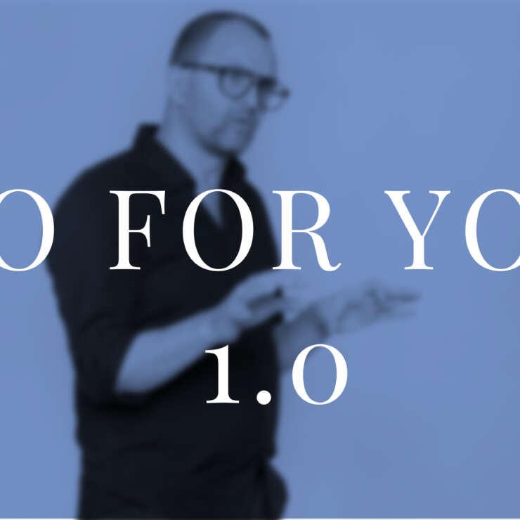 Go For You 1.0 | Kenet Carmohn